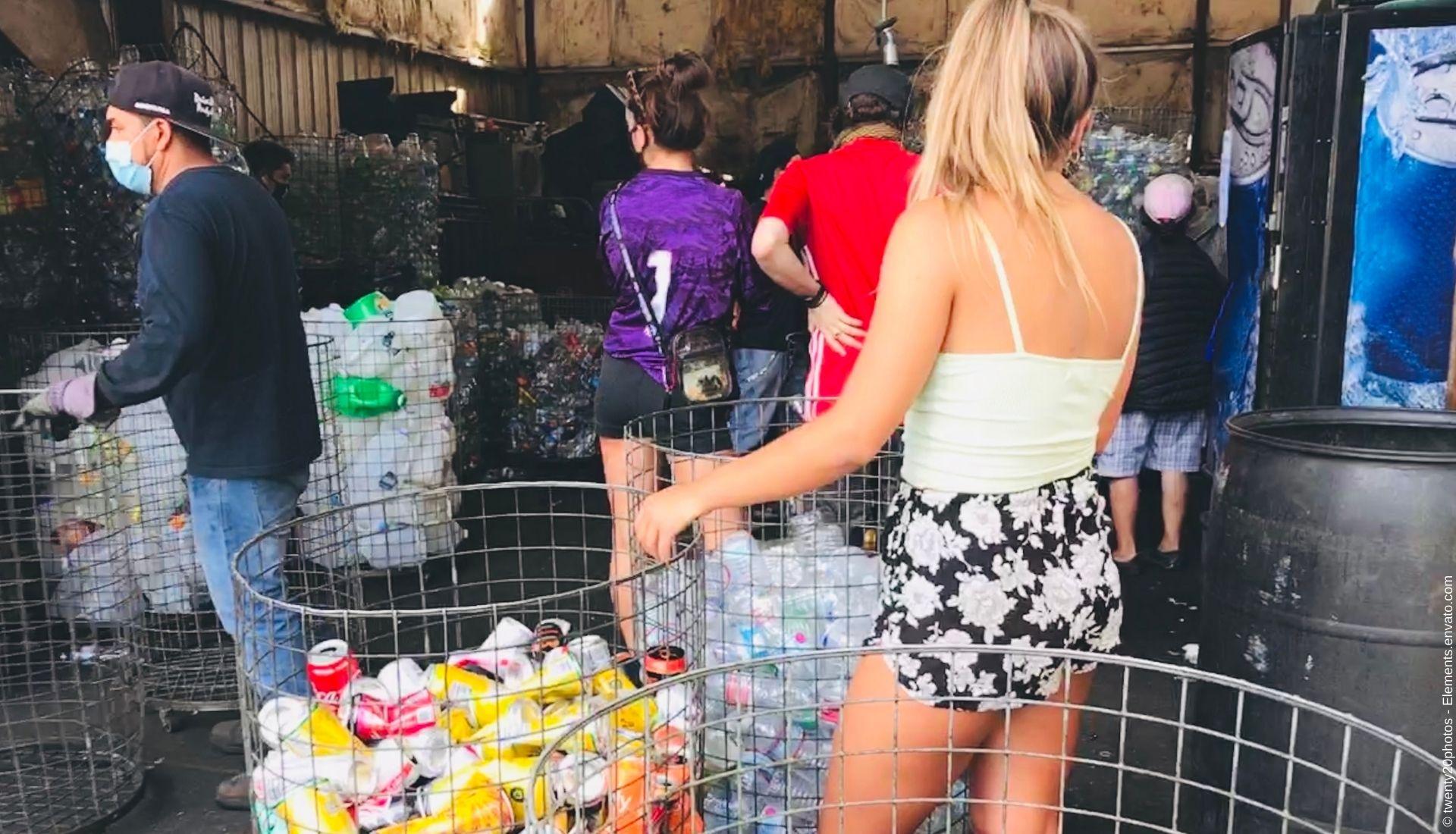 Diese Recyclingmöglichkeiten gibt es heute alle